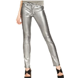 Silver jeans Hanna wore on Pretty Little Liars