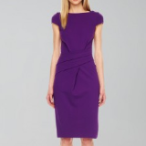 Purple dress Mellie wore on Scandal