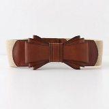 Bowtied Luster Belt