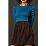 Black and blue dress Spencer wore on Pretty Little Liars