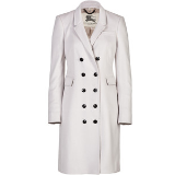 White coat Abby wore on Scandal