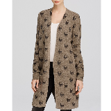 Beige cardigan Quinn wore on Scandal