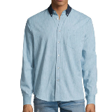 Yokohama Long-Sleeve Chambray Shirt