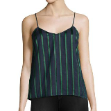 Vannie Club Stripe Tank