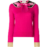Peter Pan Collar Cashmere Sweater